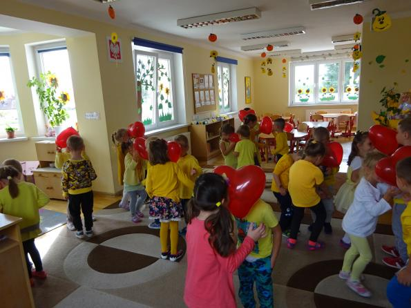 Tak świętowaliśmy Ogólnopolski Dzień Przedszkolaka...