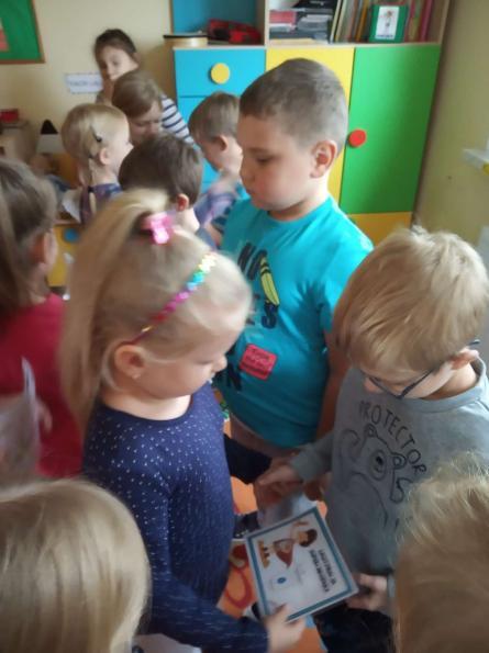 Jak obchodziliśmy w przedszkolu Dzień Chłopaka...