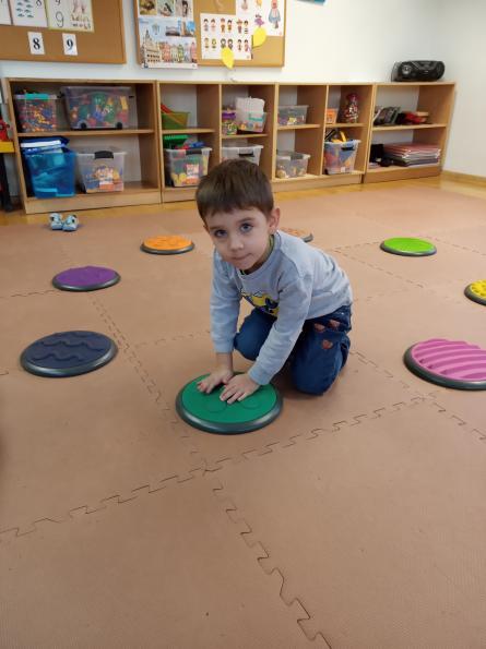 Przedszkole Przyjazne II - zajęcia rozwijające umiejętność