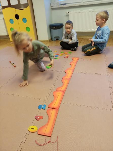 Przedszkole Przyjazne II - zajęcia rozwijające umiejętność uczenia się