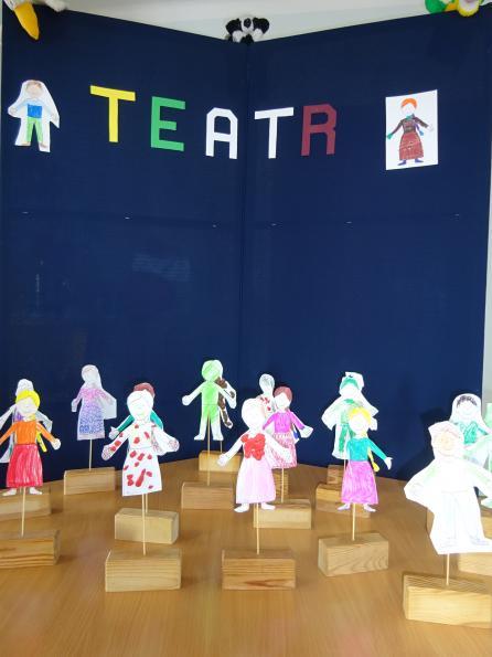 Zajęcia teatralne rozwijające umiejętności pracy w zespole i kreatywność