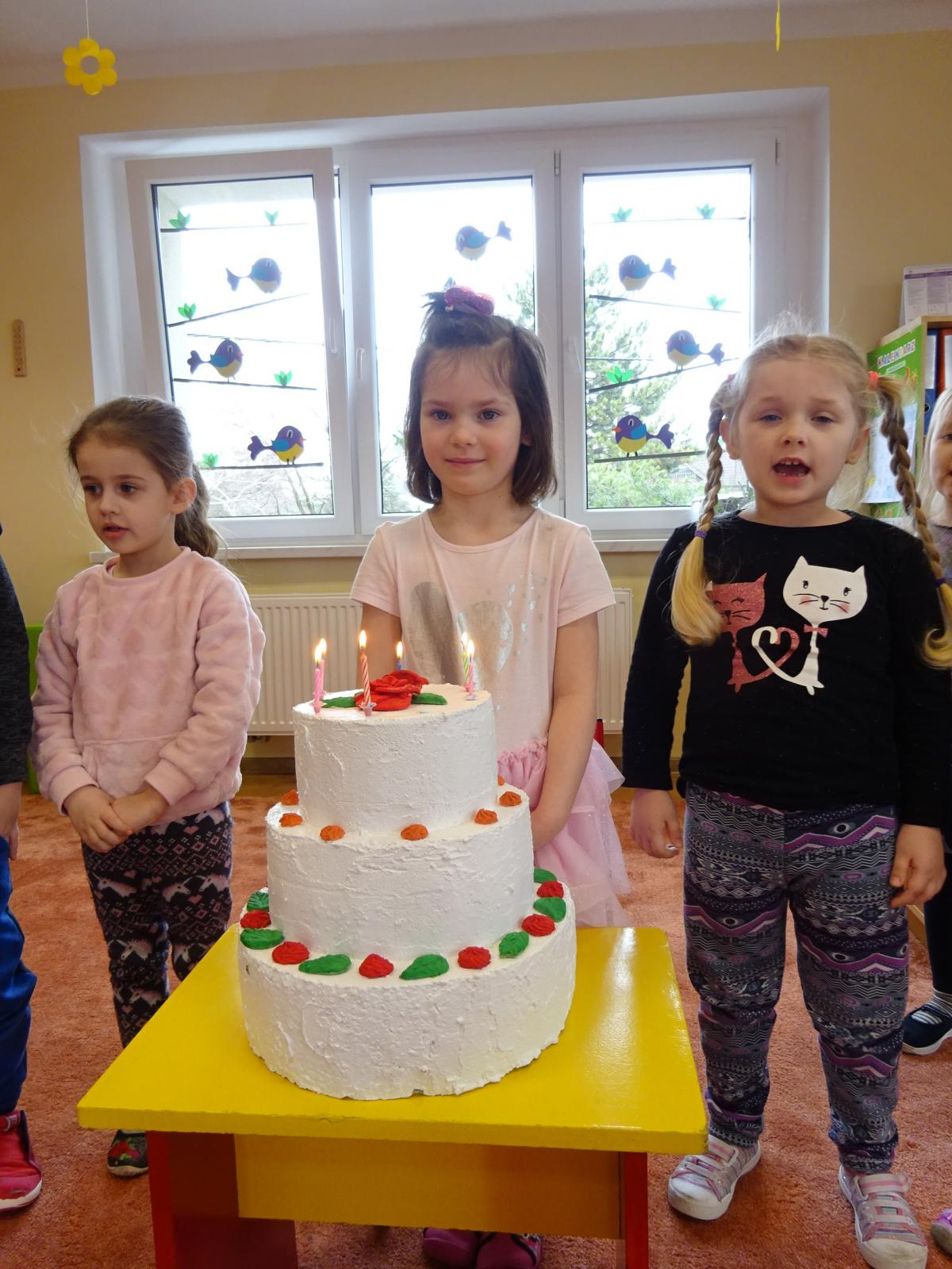 Urodziny Agatki
