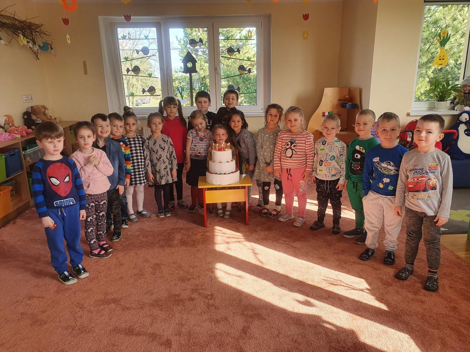 Urodziny Amelki
