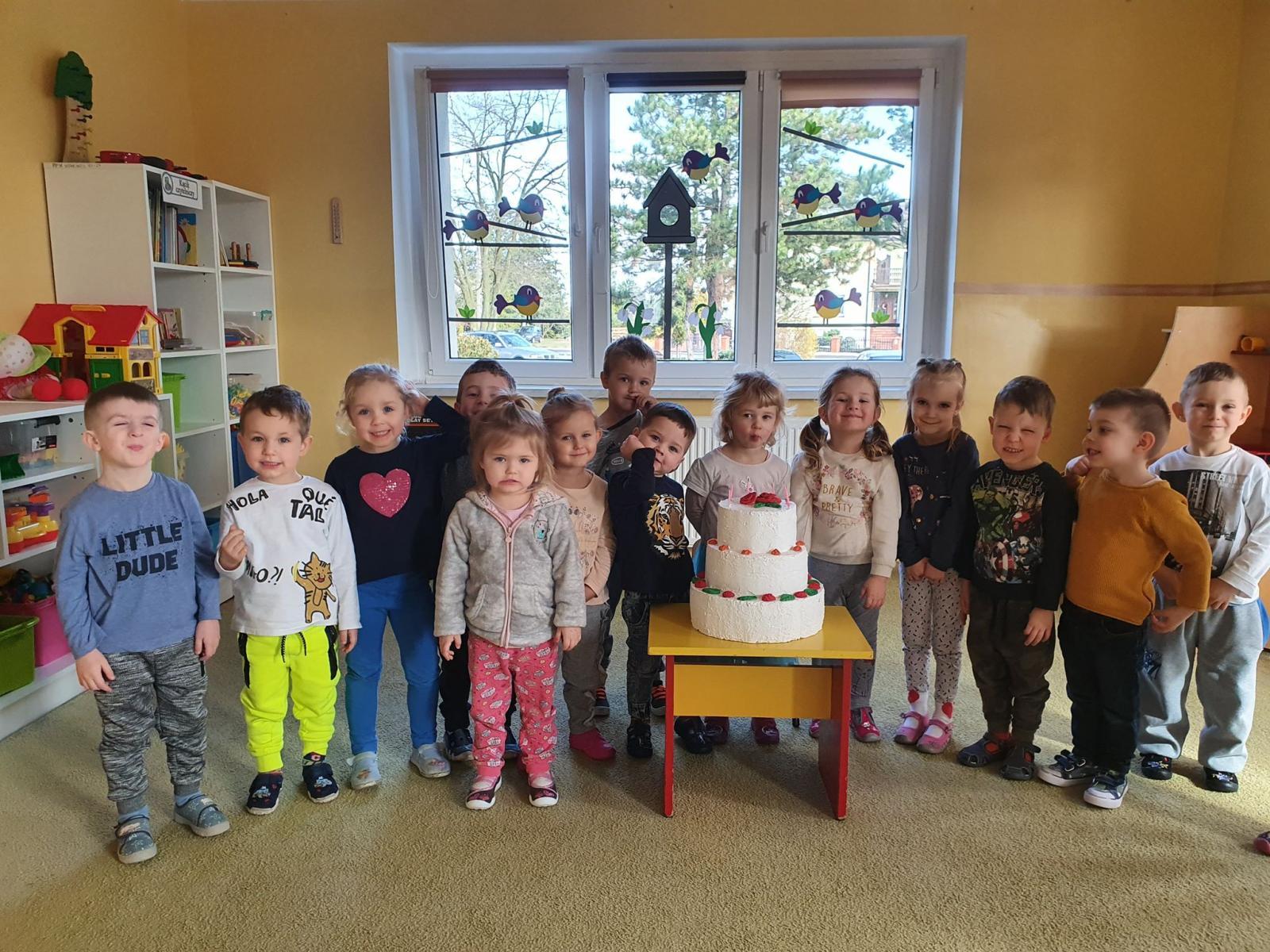 Urodziny Katii