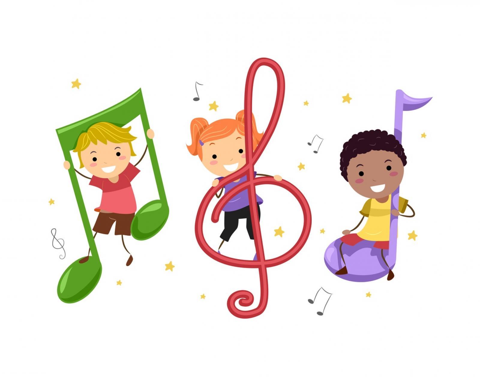 Bezpłatne zajęcia muzyczno - ruchowe dla dzieci