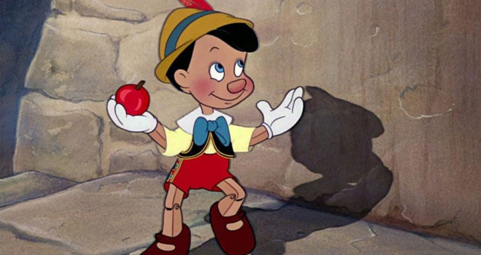 Link do spektaklu Pinokio online