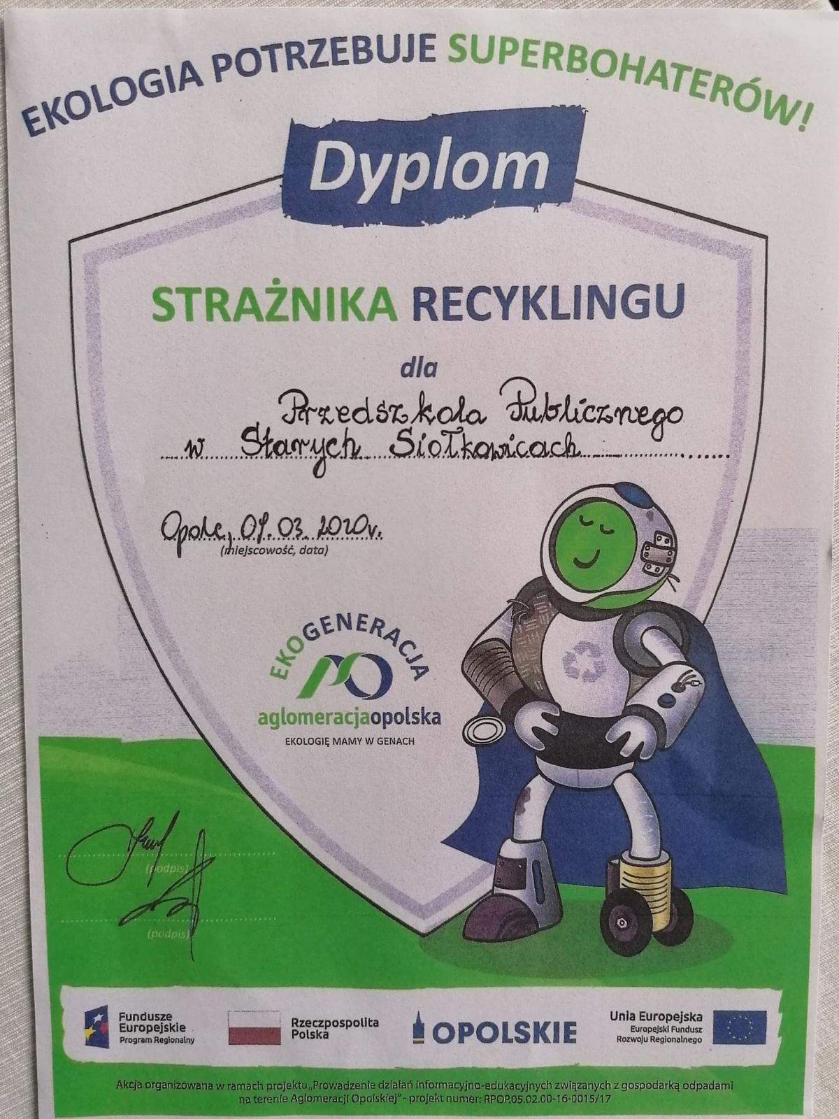 Strażnicy Recyklingu