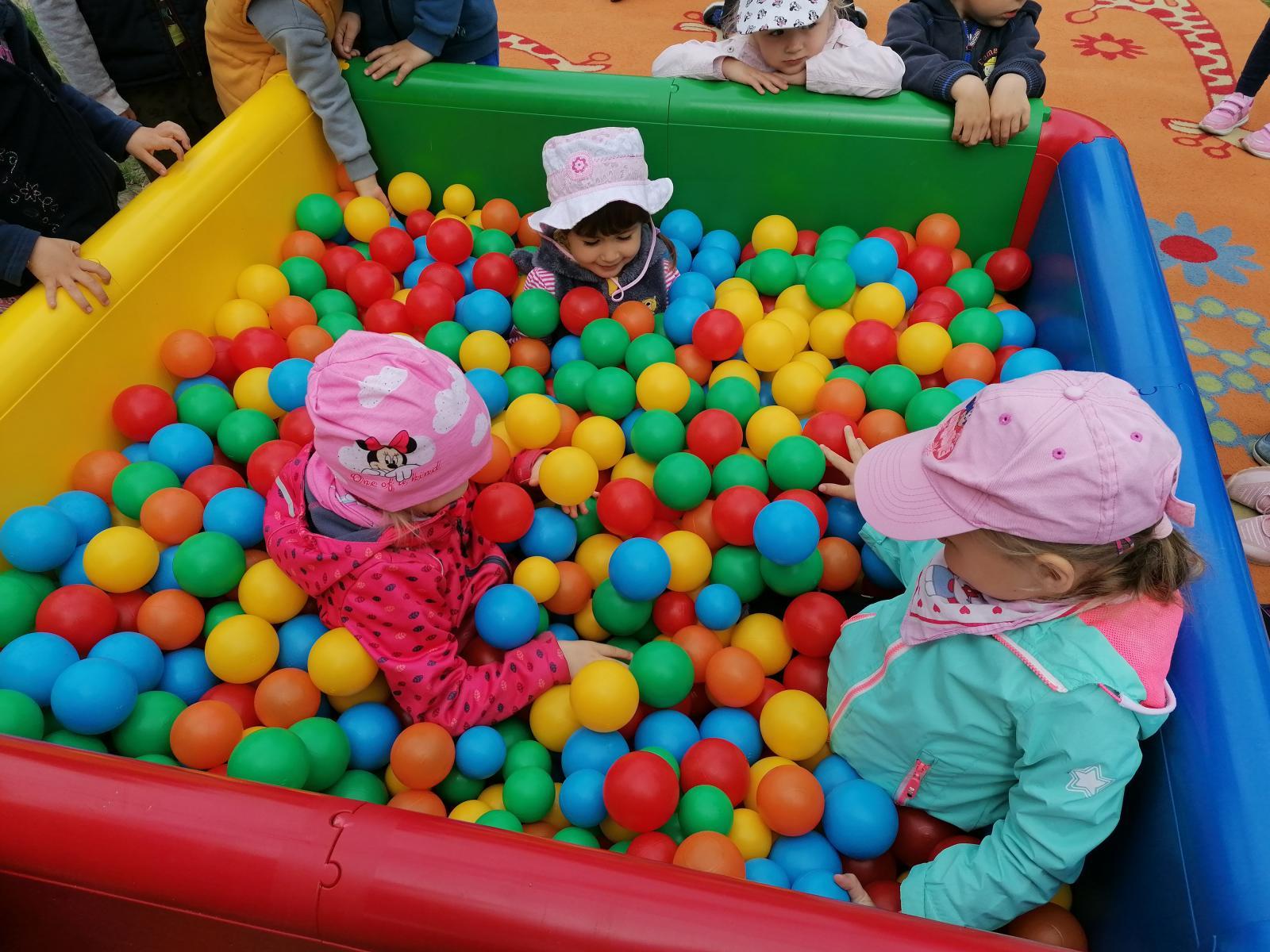 Radosny Dzień Dziecka w naszym przedszkolu