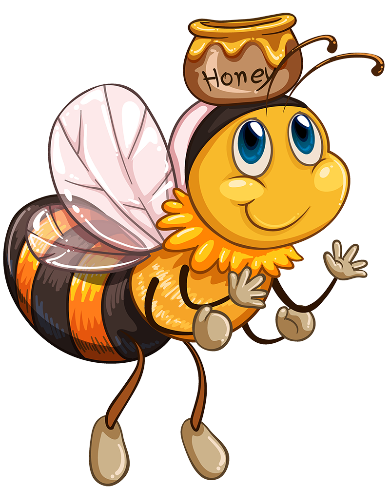grupa przedszkolaków - pszczółki